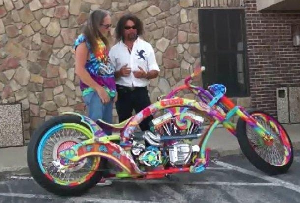 Roger & Rick Fairless Custom Bike Builder - PAM