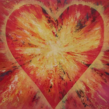 DJ Khamis Artwork - Hearts on Fire Square